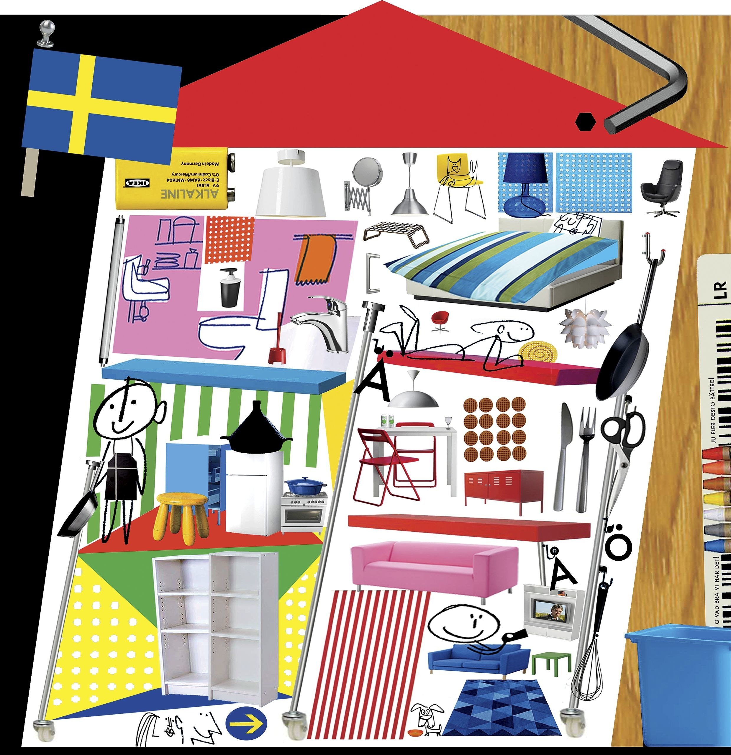 Is the IKEA Aesthetic Comfy or Creepy?.