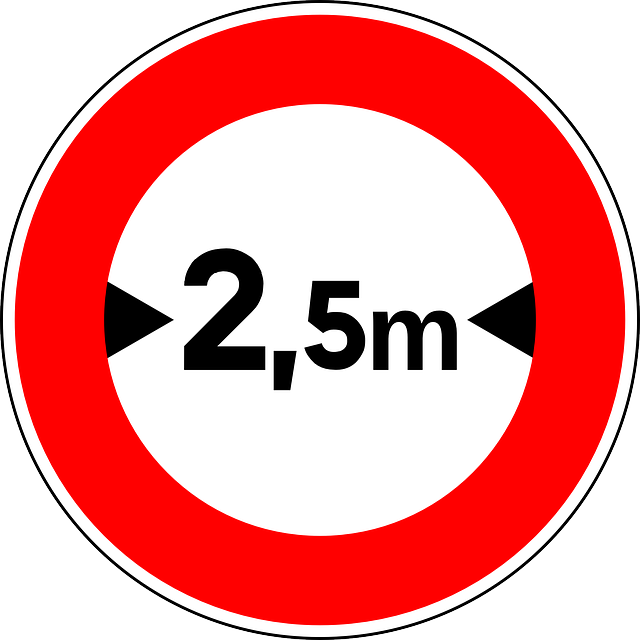 Free vector graphic: Width Limit, Sign, Road Sign.