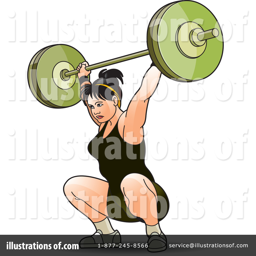 Weightlifting Clipart #1429182.