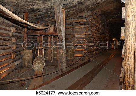 Picture of Salt mine Wieliczka k5024177.