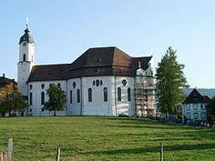 Wieskirche, Bavaria.