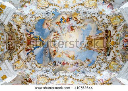 """pilgrimage Church"""" Stock Photos, Royalty."""