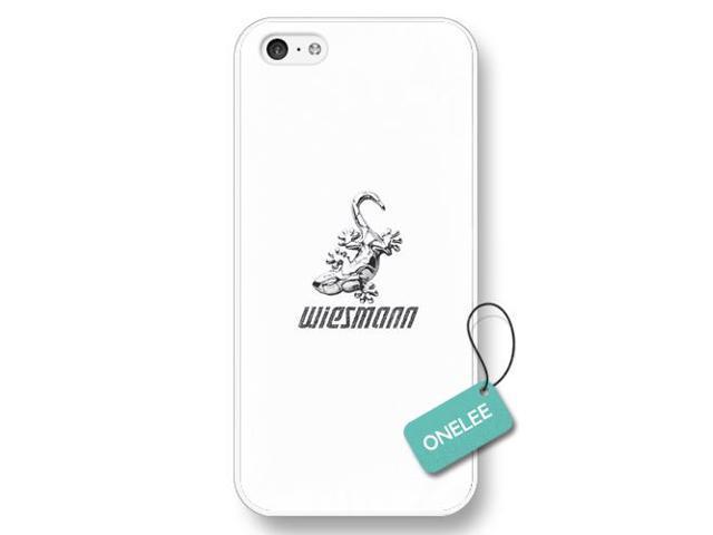 Wiesmann Logo Hard Plastic Phone Case for iPhone 5c.