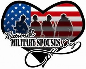 National Military Spouse Appreciation Day.