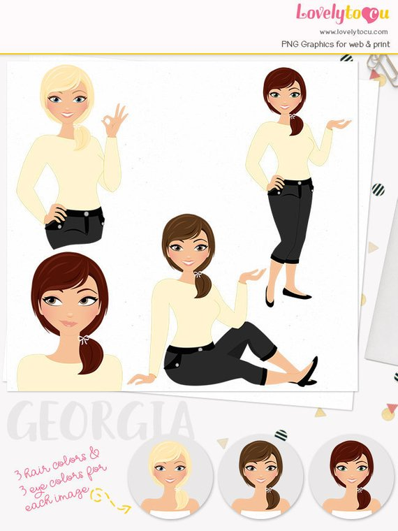 Mom clipart character, Mom character Transparent FREE for.