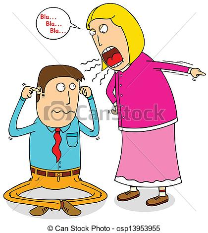 Wife Clipart Images.