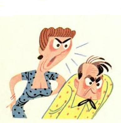 Free Grumpy Woman Cartoon, Download Free Clip Art, Free Clip.