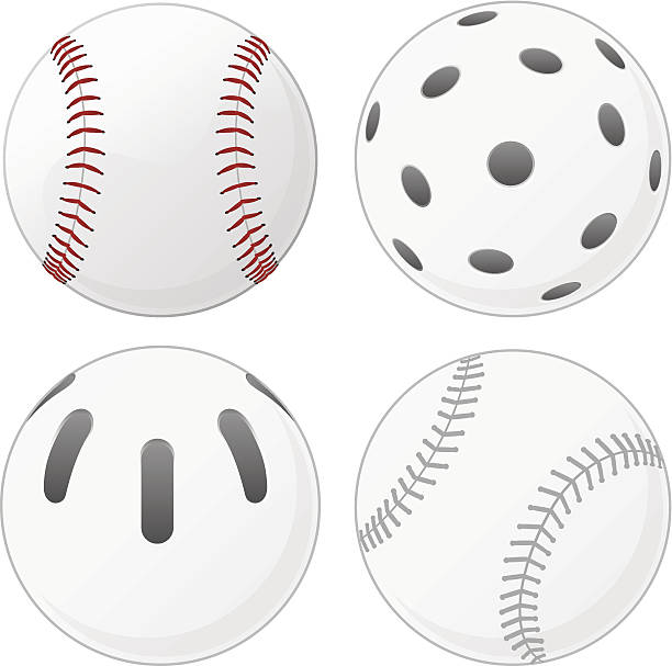 Whiffle Ball Illustrations, Royalty.