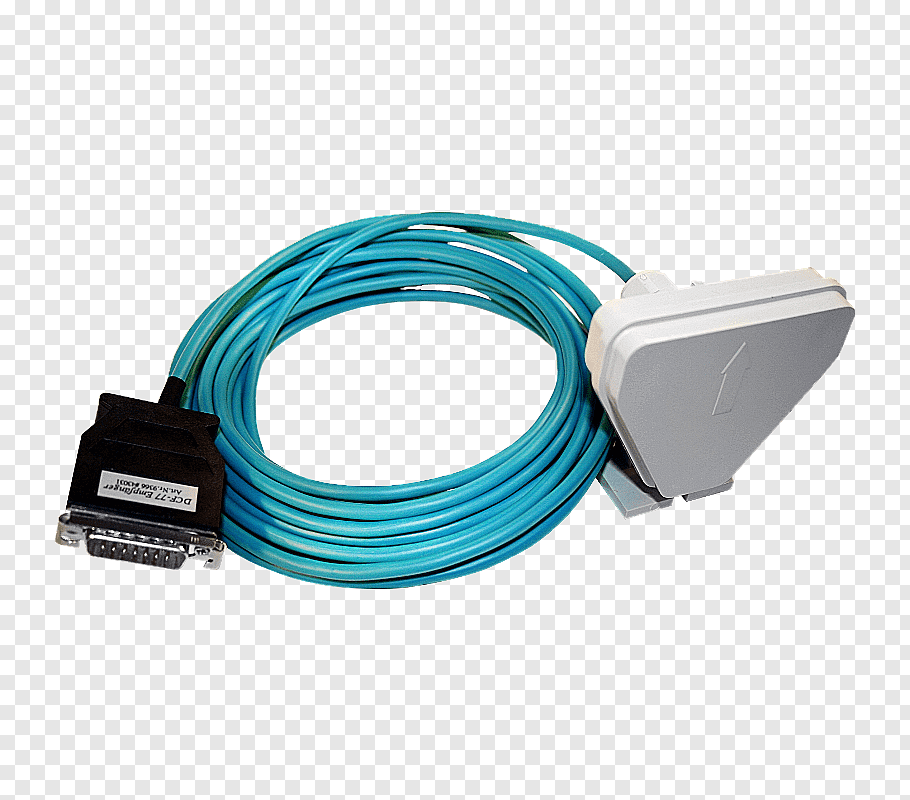 DCF77 Aerials Signal Serial cable, pannel free png.