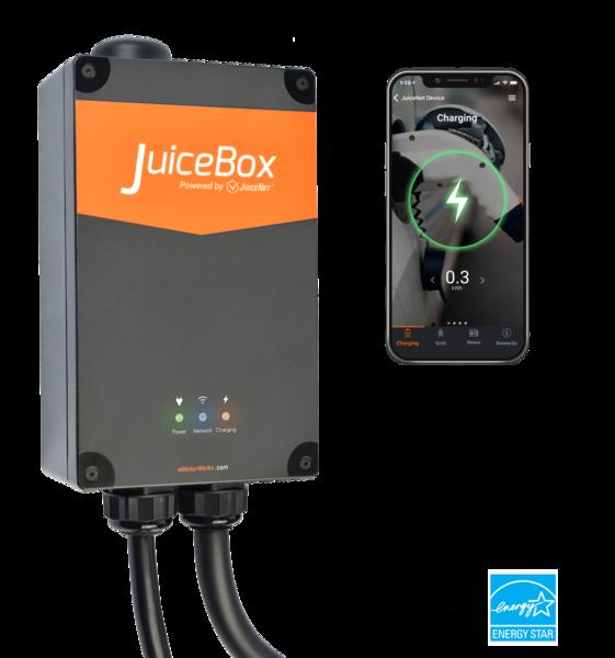 JuiceBox Pro 75 WiFi.