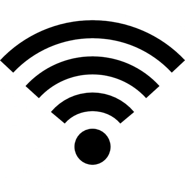 Wifi Icon Vector #420685.