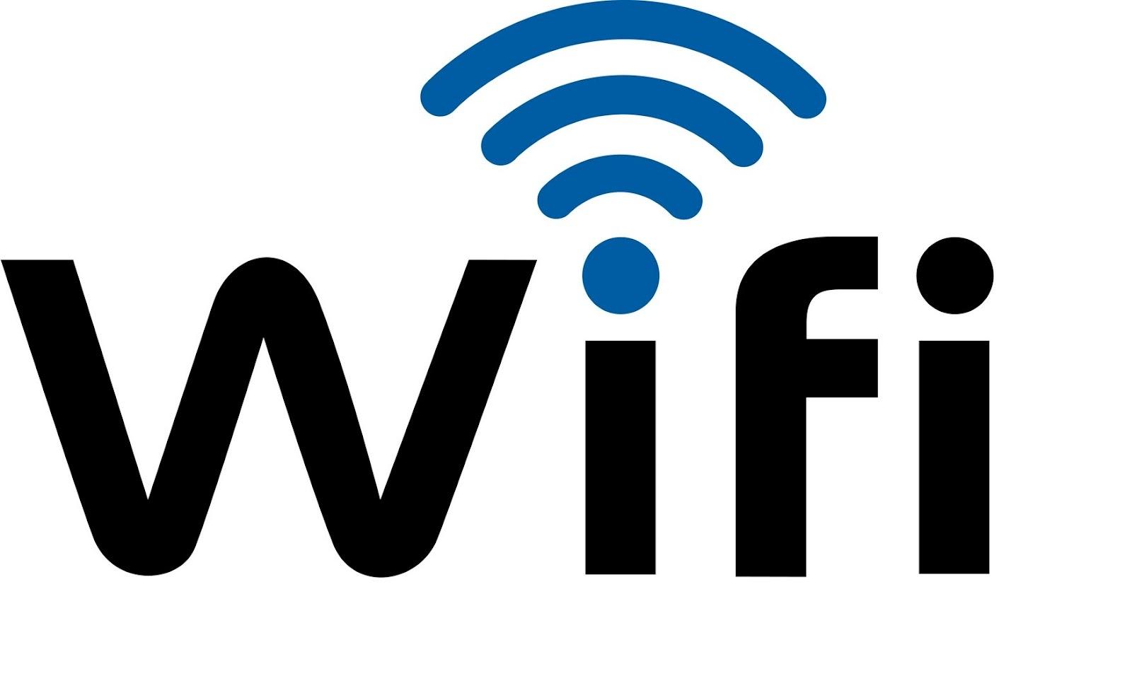 Free Wifi Logo.