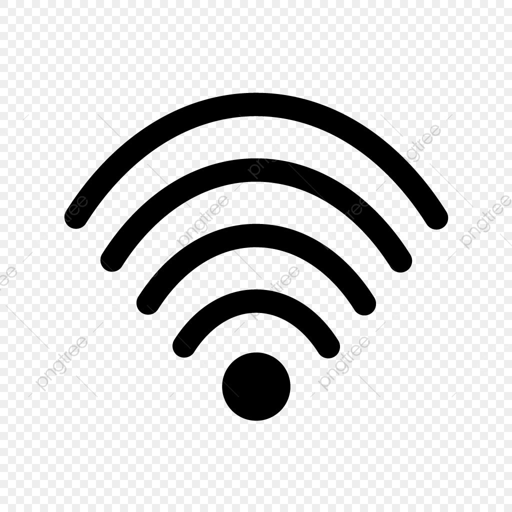 Vector Wifi Icon, Internet Icon, Network Icon, Icon PNG and Vector.