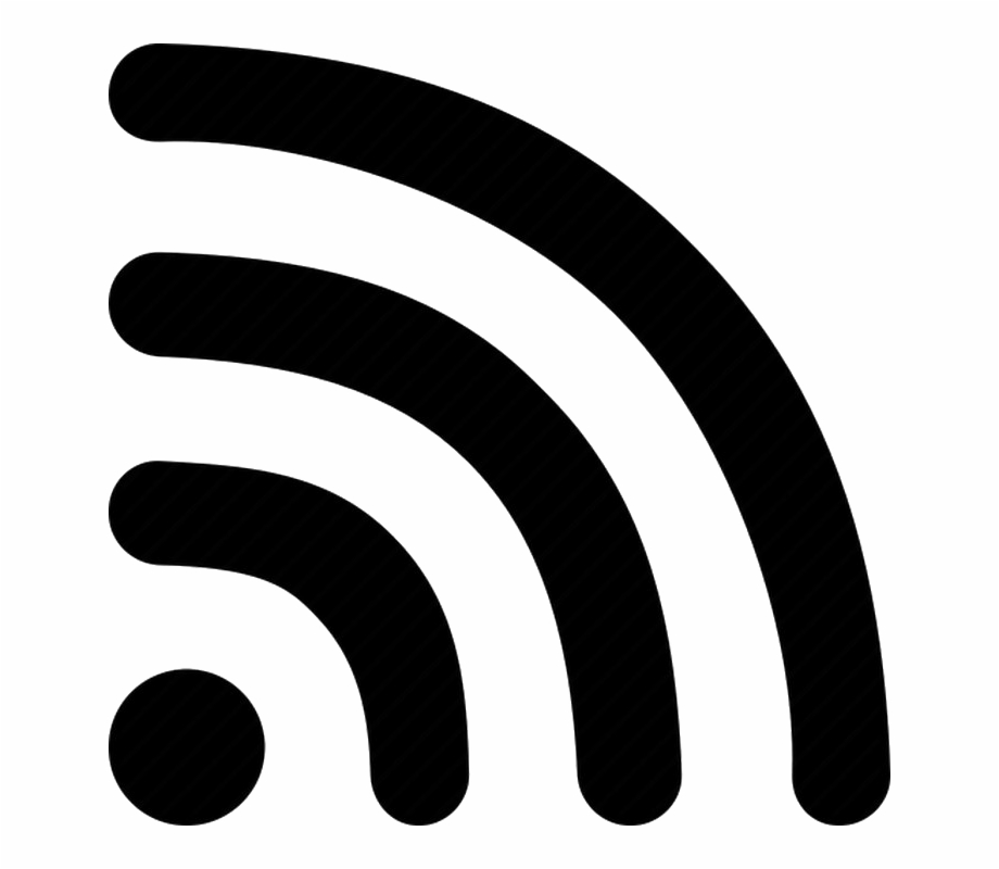 Black Wifi Logo Png Free Download.