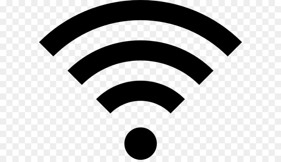 Wifi PNG Black And White Transparent Wifi Black And White.PNG Images.