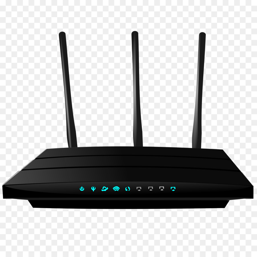 Router Wireless Access Point png download.