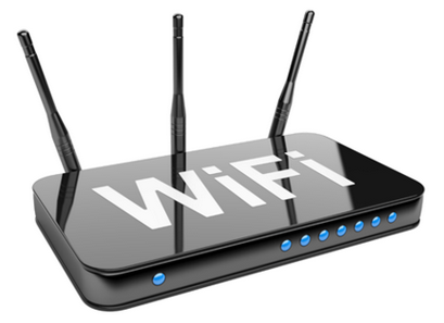 Wifi Routers.