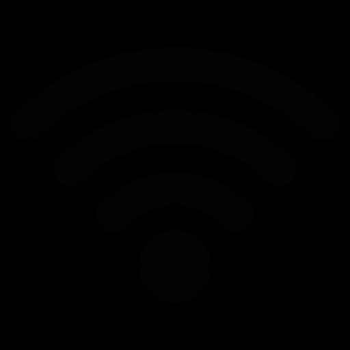 Wifi Signal Icon.
