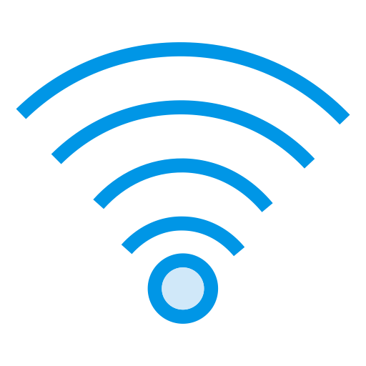 Connection, internet, network, router, signal, wifi, wireless icon.