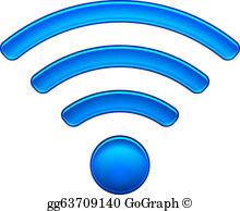 Wifi Clip Art.