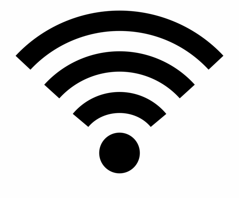 Wifi Medium Signal Symbol Svg Png Icon Free Download.