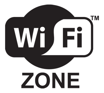 Wifi Zone Logo Vector Free Download Of In Logo Image.