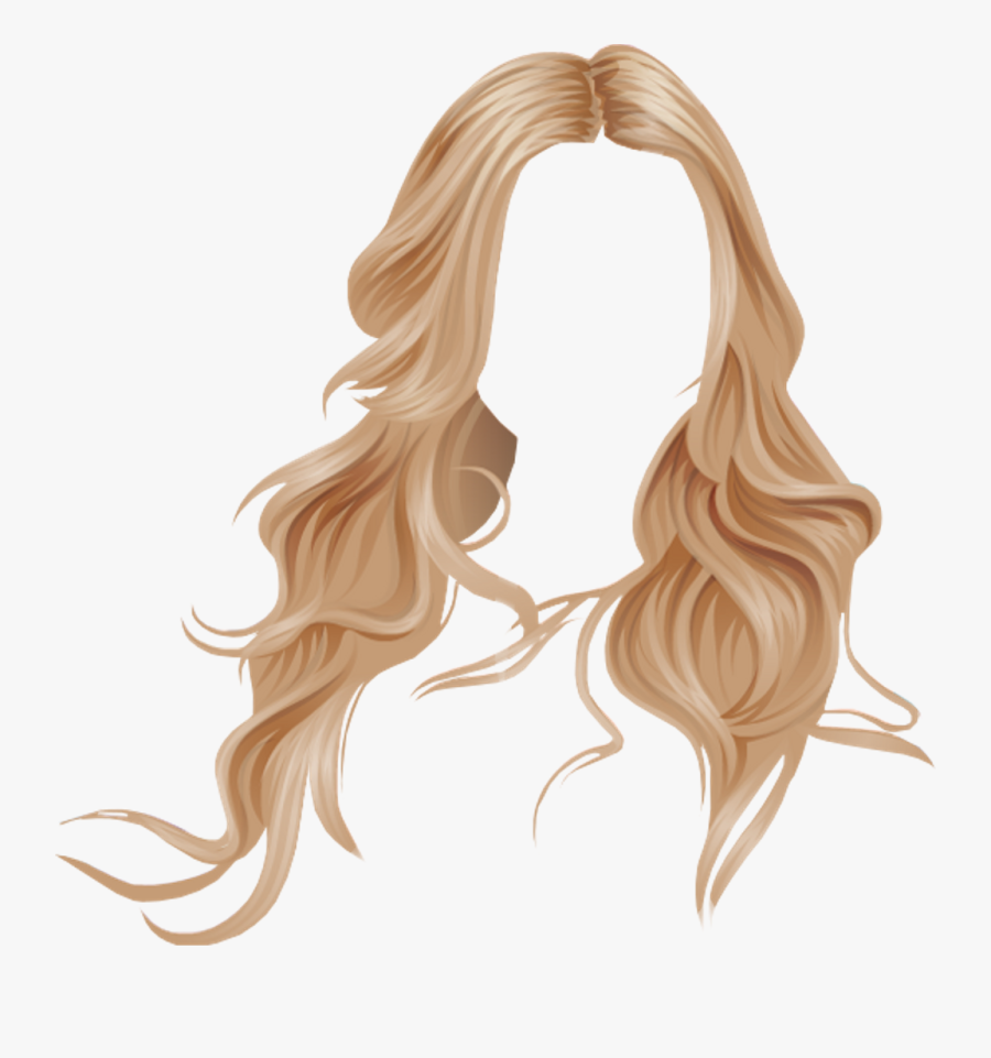 Wig Clipart Mullet.