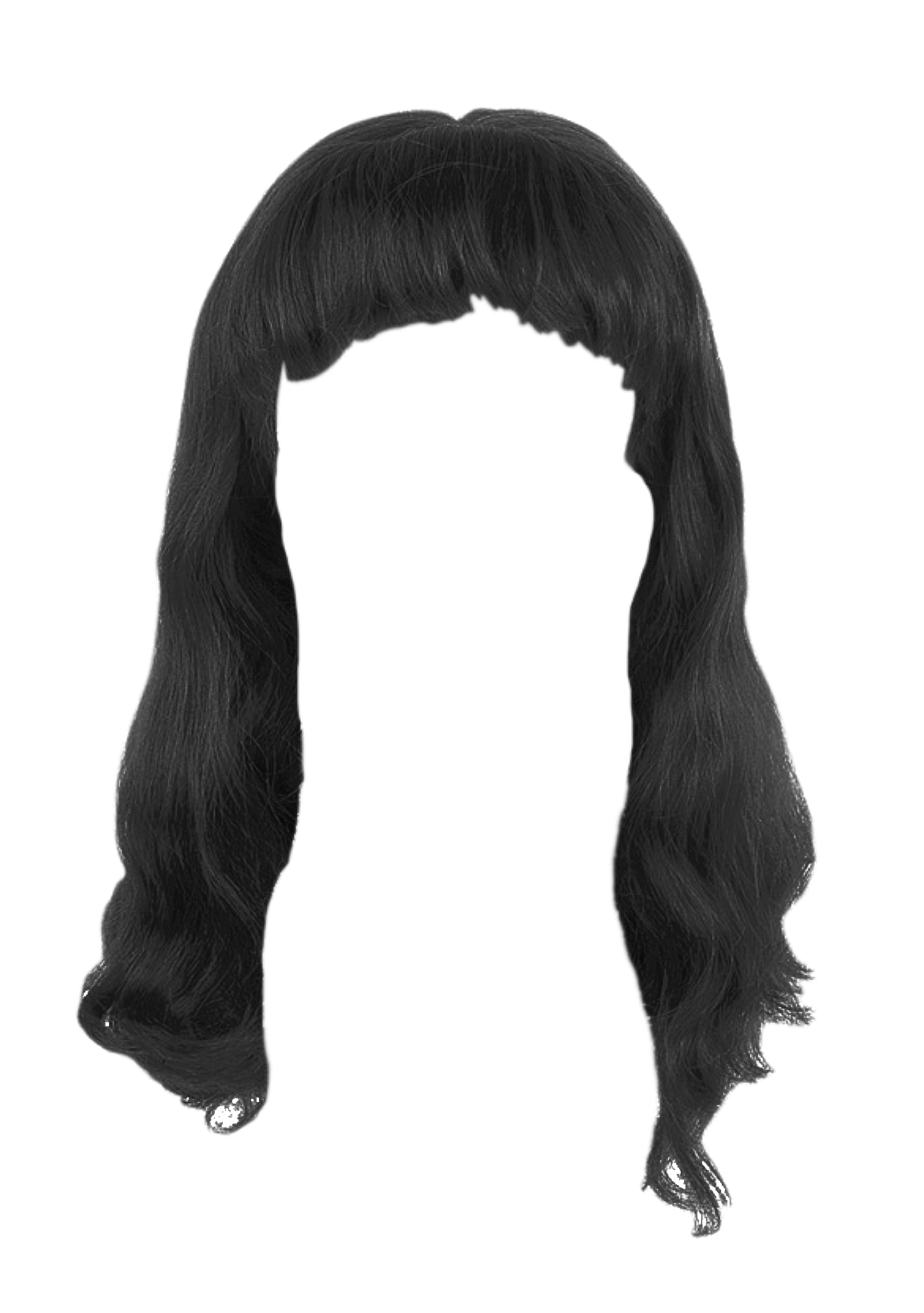 Black Wig Png , (+) Pictures.