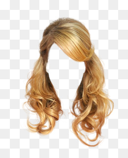 Wig PNG Images.