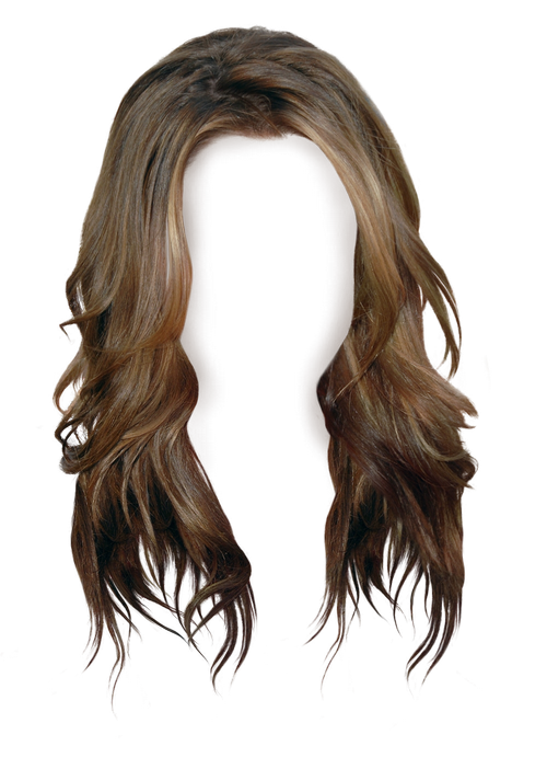 Wig PNG Transparent Images, Pictures, Photos.