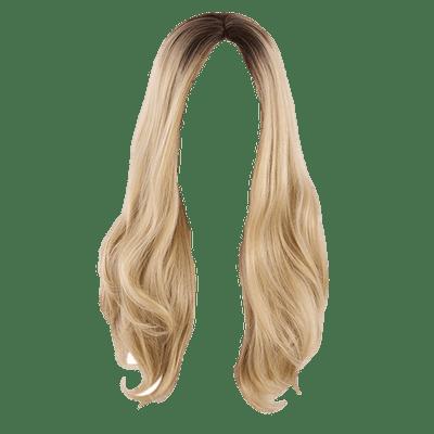 Wigs transparent PNG images.