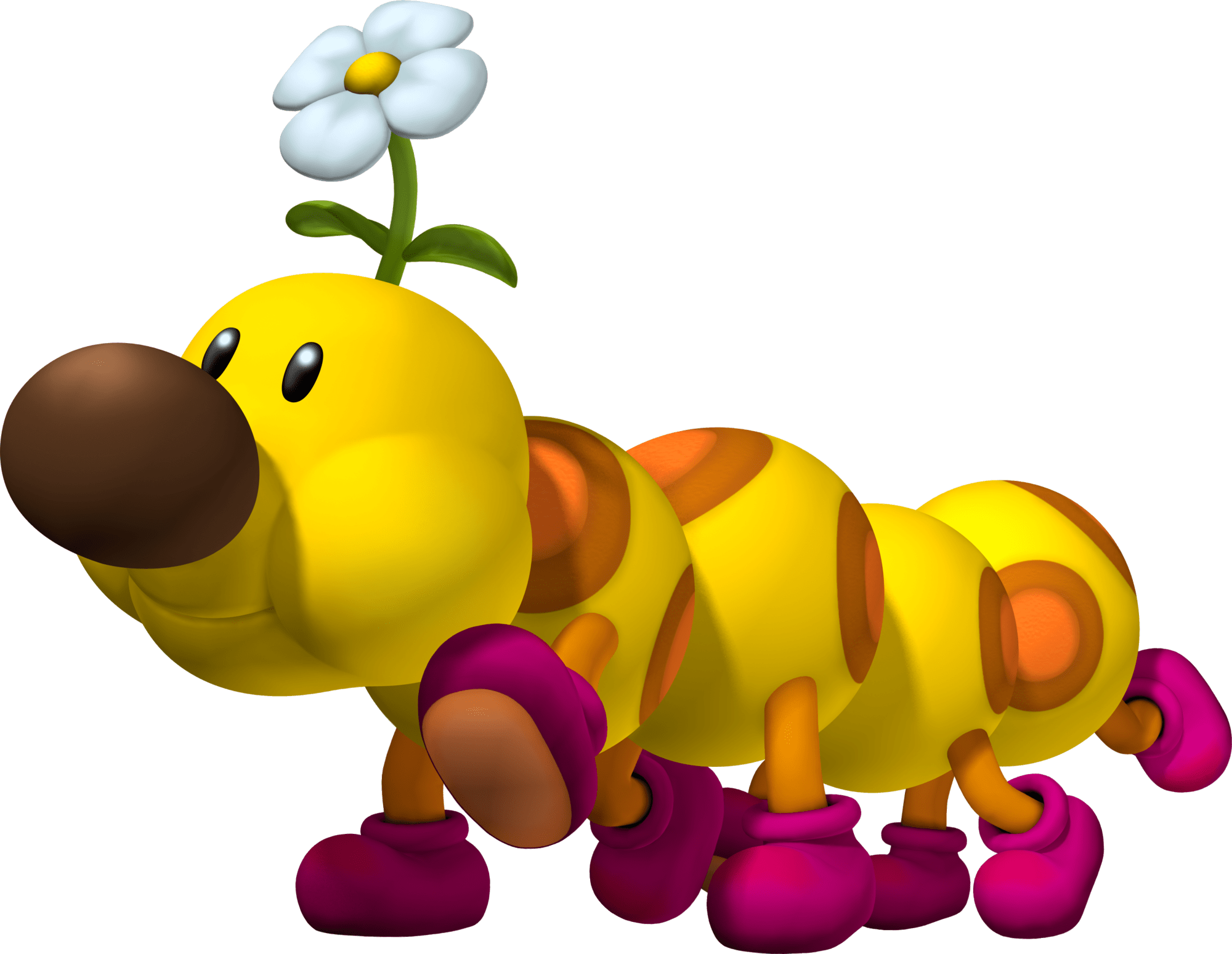 Wiggler transparent PNG.
