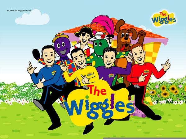 Wiggles Logo Printable.