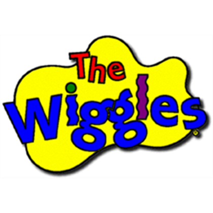 The wiggles Logos.