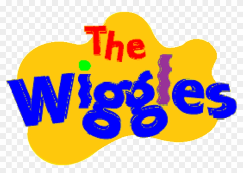 Wiggles Logo Black And White , Png Download.
