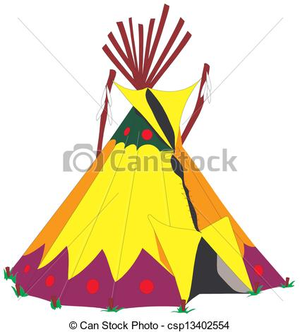 Wigwam Illustrations and Clip Art. 503 Wigwam royalty free.