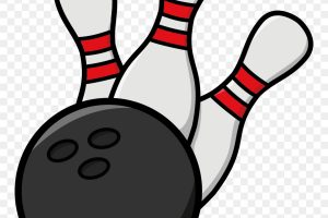 Wii bowling clipart 2 » Clipart Station.