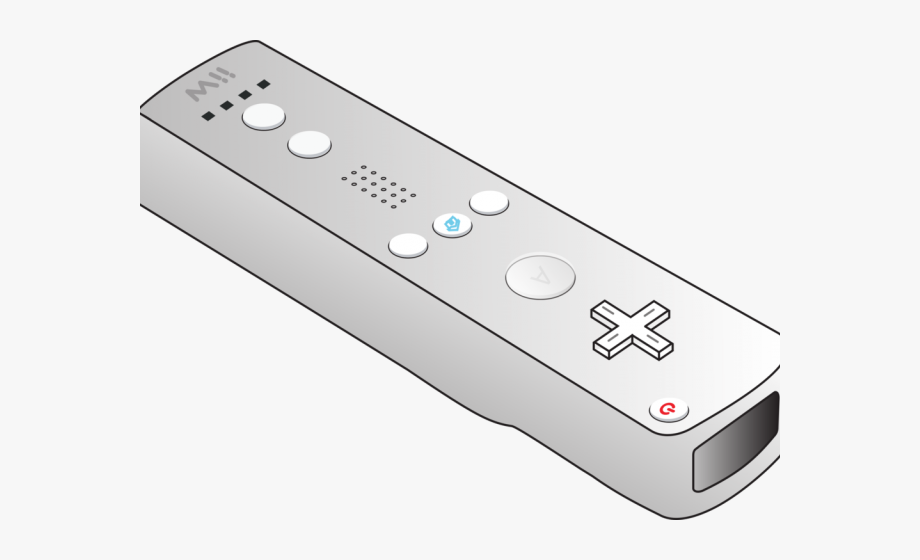 Video Game Clipart Wii Game.