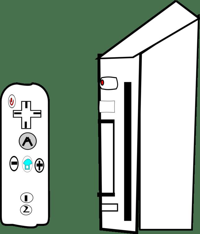 Wii clipart 4 » Clipart Portal.