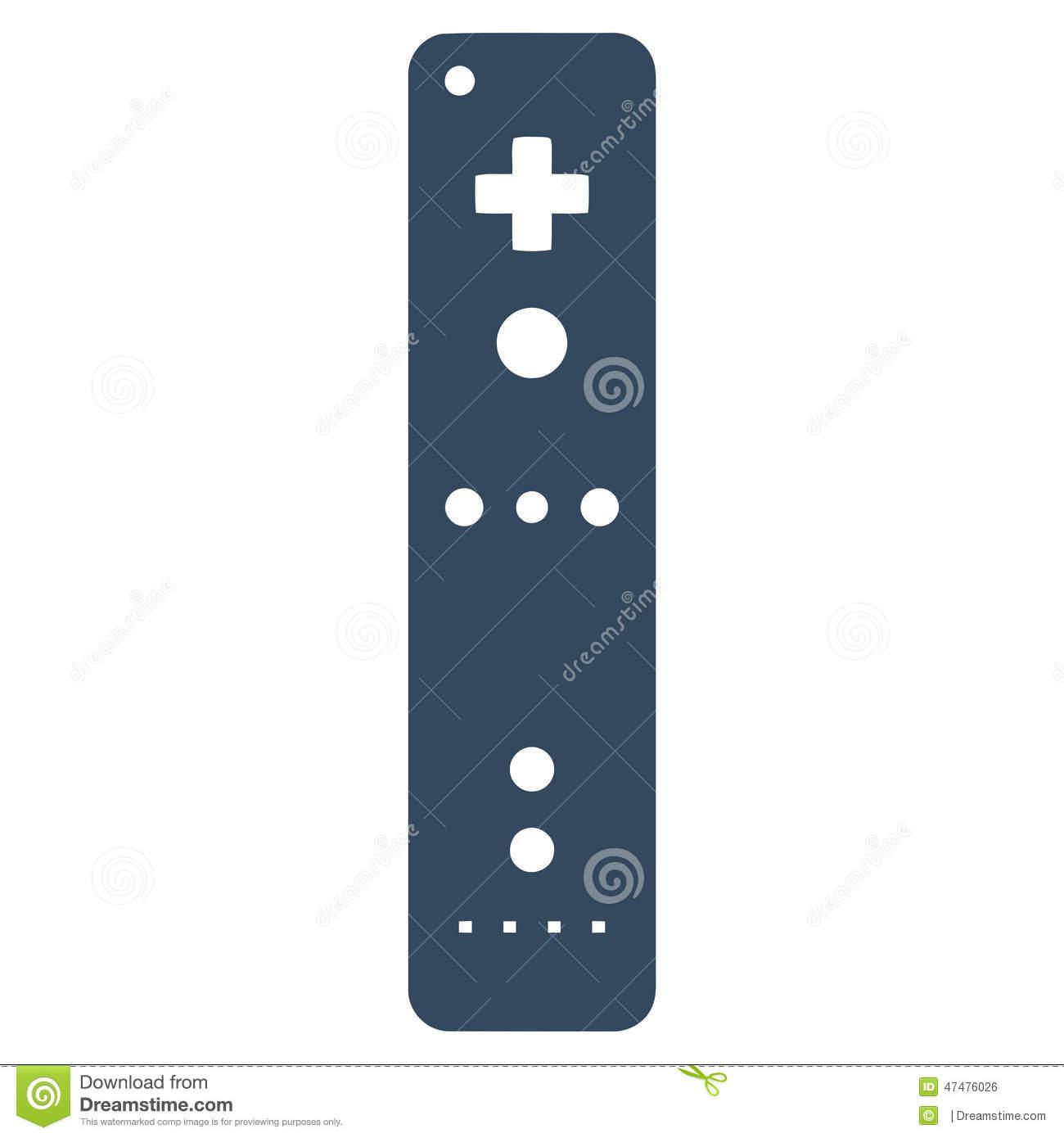 Wii Stock Illustrations.