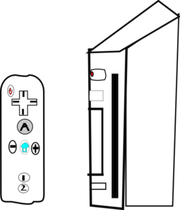 Wii Clipart.