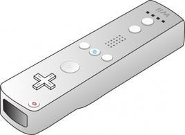 Wii Clip Art.