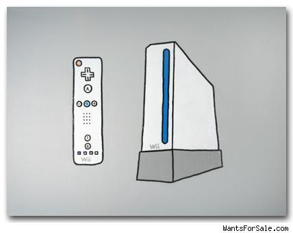 Nintendo Wii Clipart.