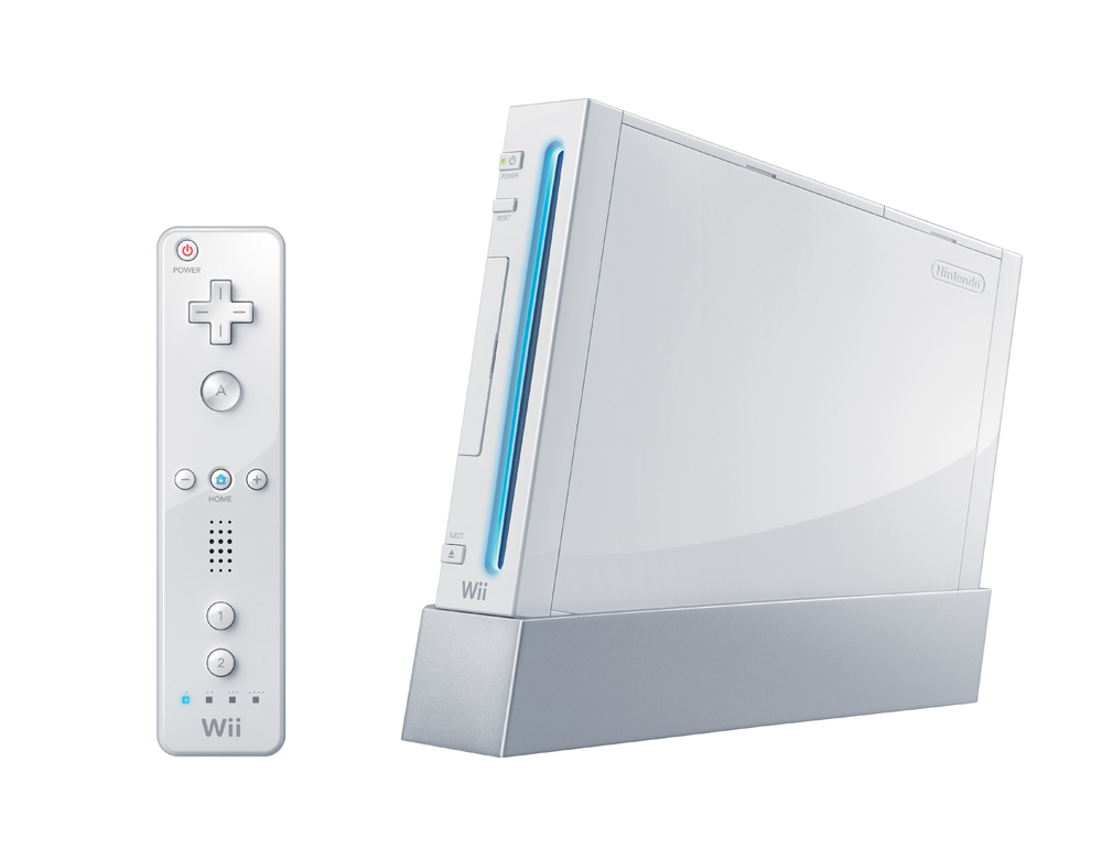 Clipart Wii.