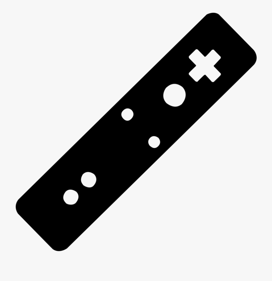 Gaming Clipart Wii Controller.