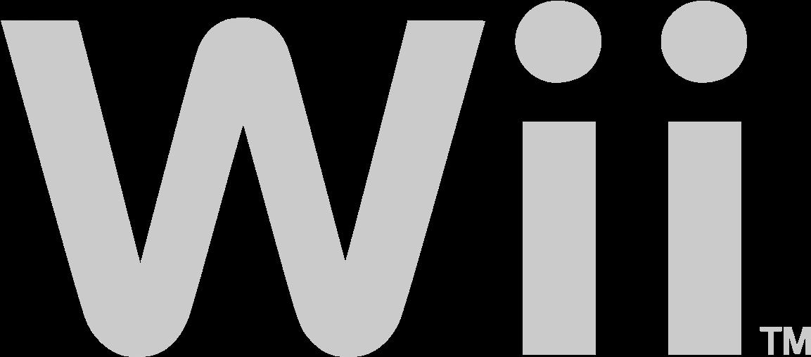 Wii Logo Png , Transparent Cartoon.
