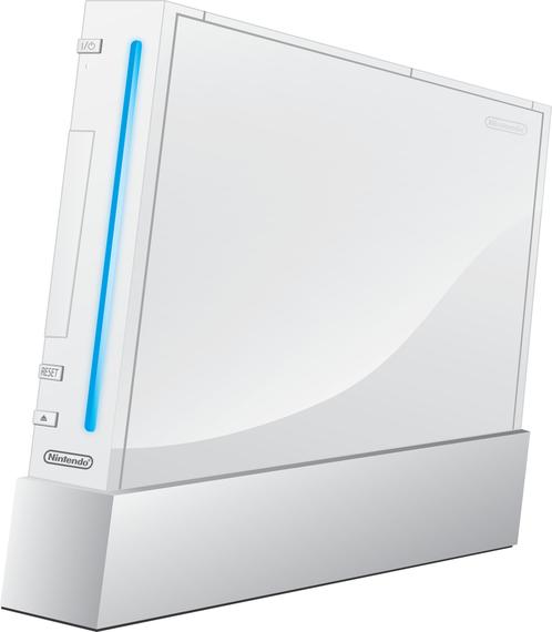 Nintendo Wii Free Vector.