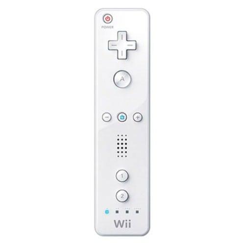 Nintendo Wii Remote.