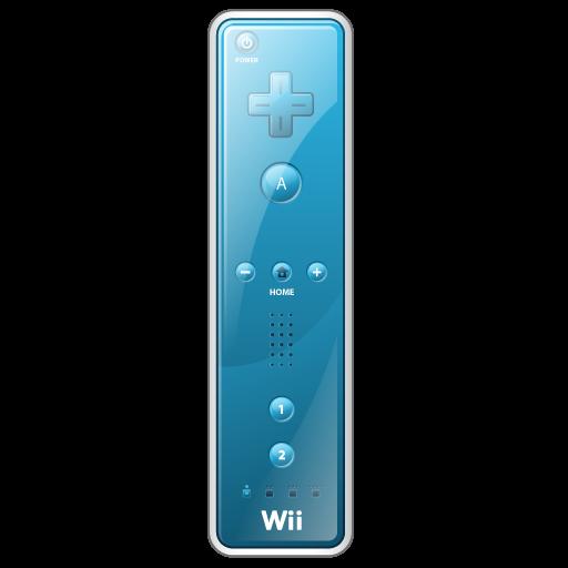 Wii Remote Icon.