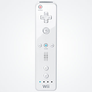 Wii Remote and NunChuck.